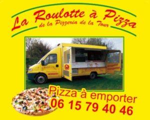 La roulotte à pizza